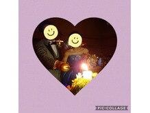 【夏婚】7月挙式のお客様からお写真が届きました(^O^)