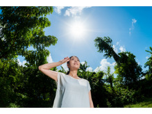 春の紫外線対策してますか?