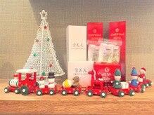 クリスマスコフレ サロンおすすめセット♪