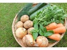 春野菜で免疫力UP♪
