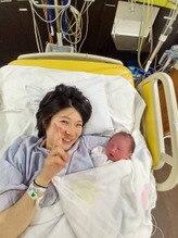 産まれました(*^O^*)