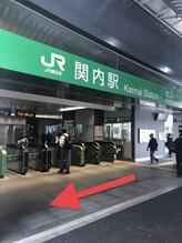 関内店本日オープン!JR関内駅北口からの道順案内♪